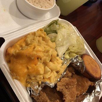 Dulan S On Crenshaw Soul Food Restaurant Los Angeles Ca