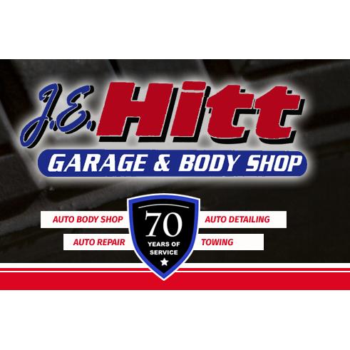 J E Hitt Garage & Body Shop: 441 US Hwy 19 N, Weston, WV