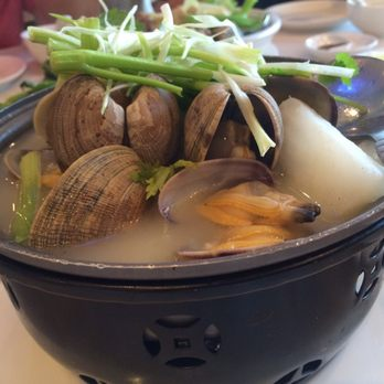 Photo Of King Wah Restaurant Milpitas Ca United States Mussels Stew