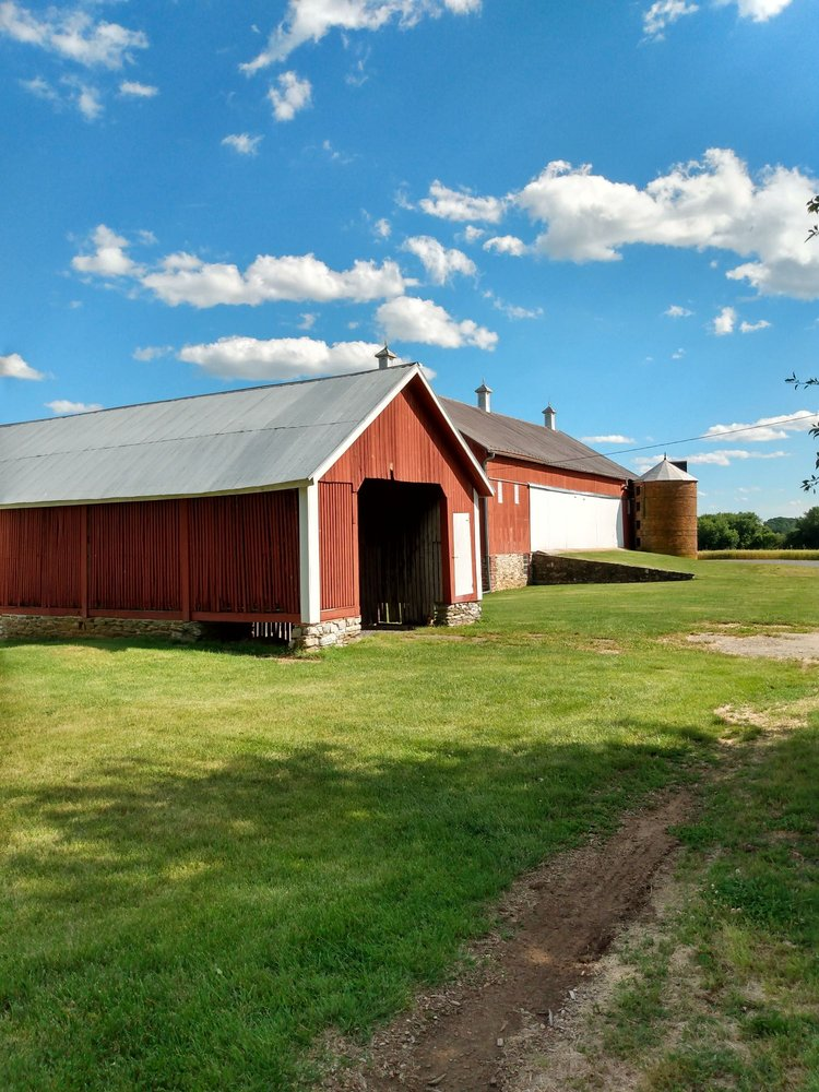 Monocacy National Battlefield: 4801 Urbana Pike, Frederick, MD