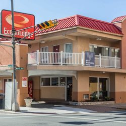 Econo Lodge Beach And Boardwalk Atlantic City Nj