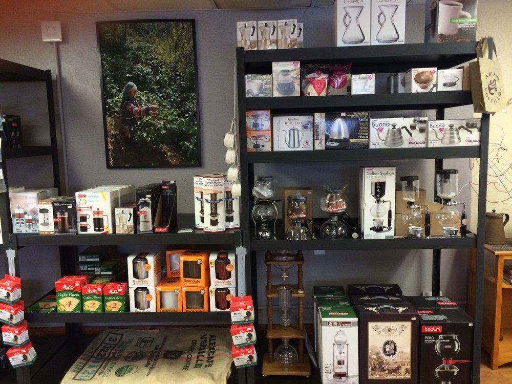 Arcane Coffee: 6 Manor Dr, Danville, IN