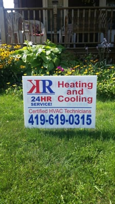 K R Heating And Cooling 3764 Eagleville Rd Fostoria Oh Plumbing Air Conditioning Mapquest