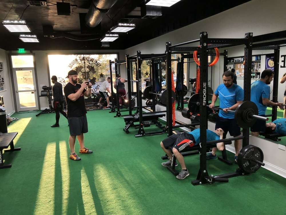 The Weight House: 3019 Edgewater Dr, Orlando, FL