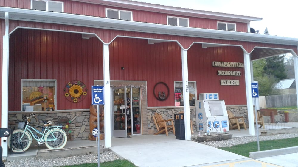 Little Valley Country Store & Campground: 130 N Main St, Mantua, UT