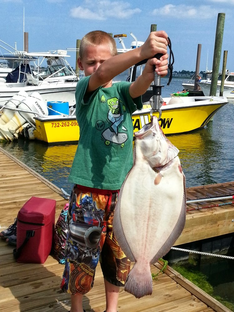 Ziggyb Sport Fishing: 2 Main St, Avon by the sea, NJ