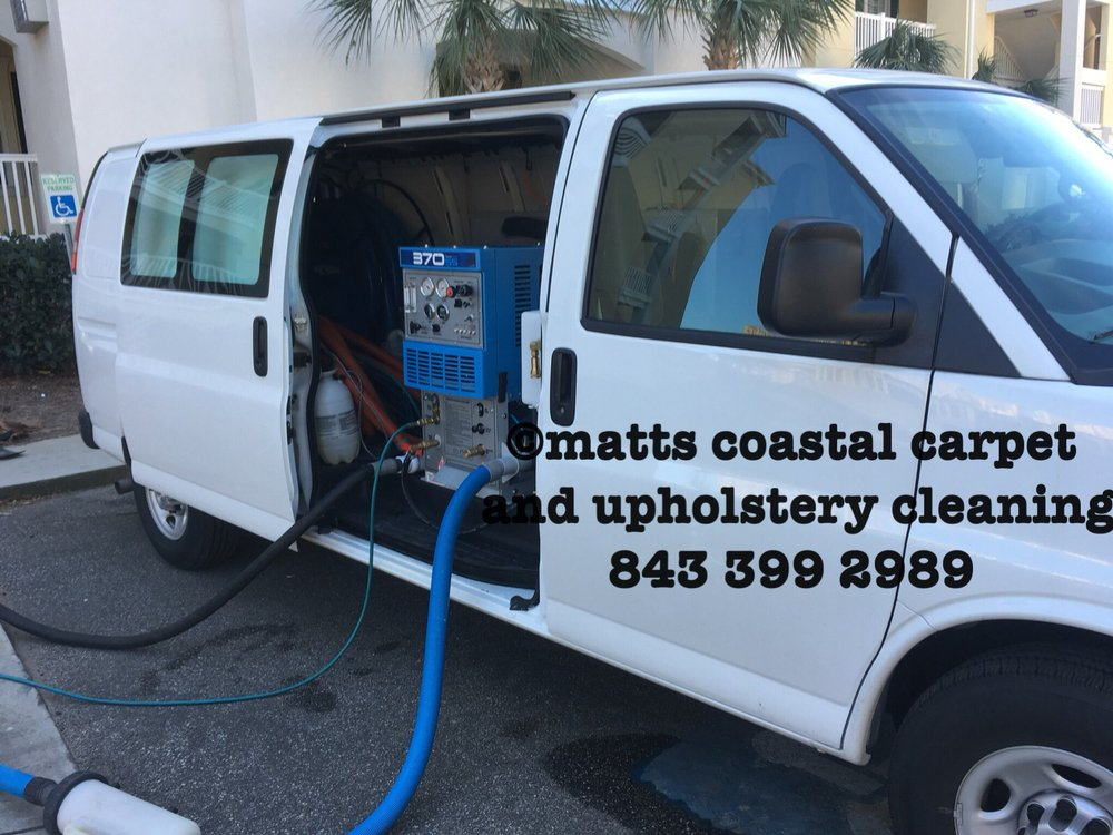 Matt's Coastal Carpet and Upholstery Cleaning: 4343 Princeton Dr, Little River, SC