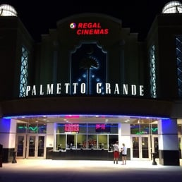 Find Regal Palmetto Grande Stadium 16 showtimes and theater information at Fandango. Buy tickets, get box office information, driving directions and more.
