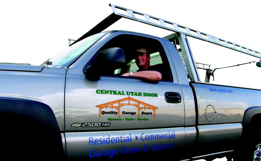 Nice Central Utah Door Co   Garage Door Services   1042 S Geneva Rd, Orem, UT    Phone Number   Yelp