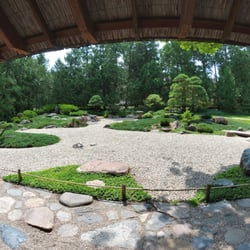 Photo Of Joryo En Japanese Garden   Northfield, MN, United States