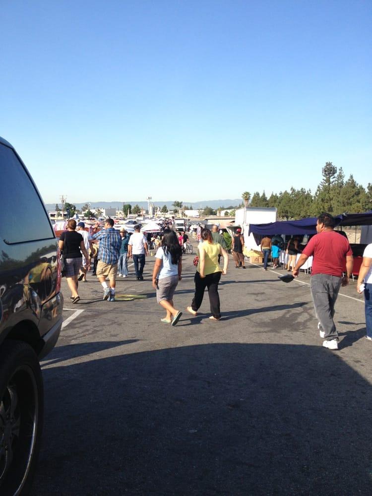 swap meet san fernando valley california