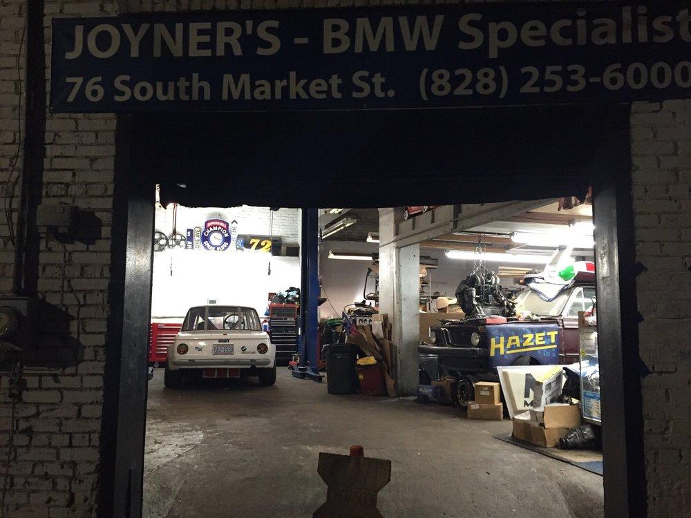 Joyner Bavarian Motor Repair - Auto Repair - 76 S Market St