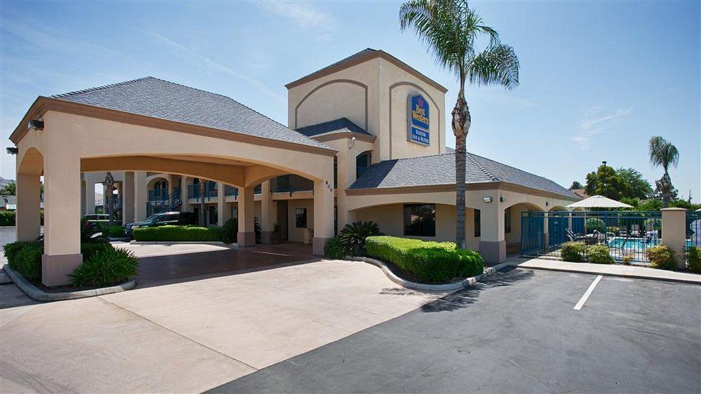 Best Western Exeter Inn & Suites: 805 S Kaweah Ave, Exeter, CA