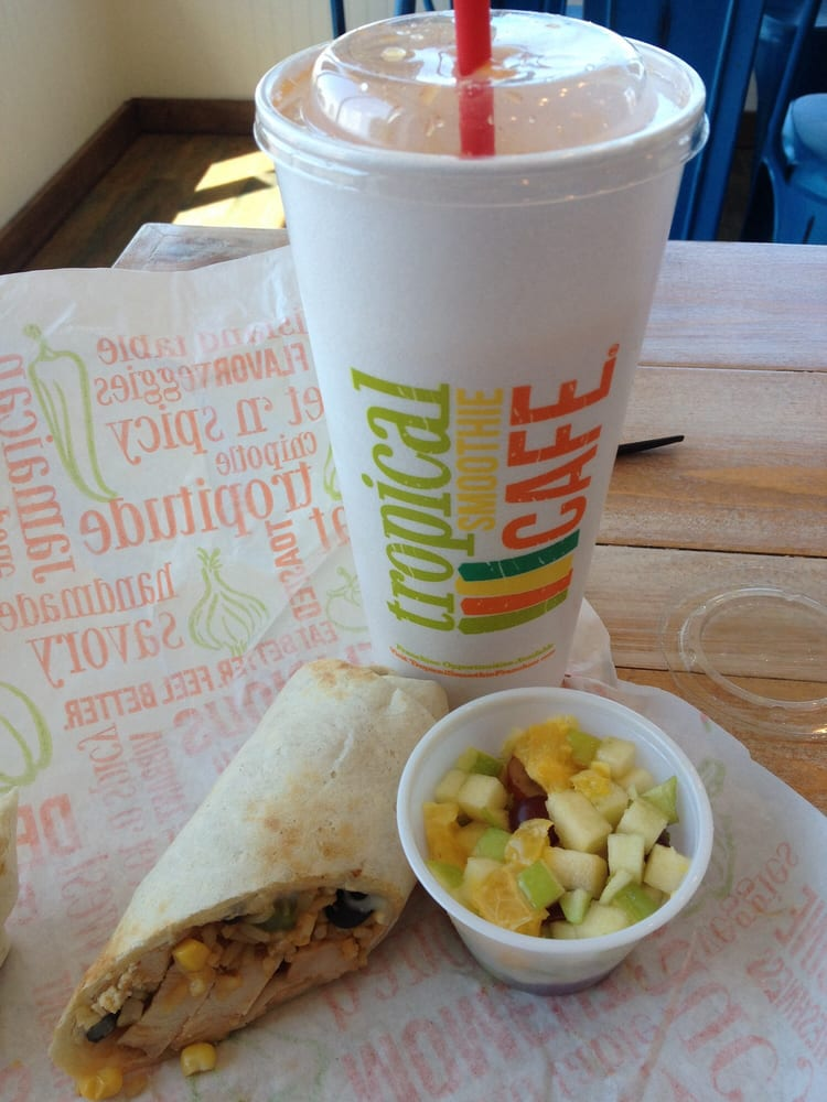 Tropical Smoothie Cafe (Owosso, MI) Smoothie & Juice Bar in Owosso, Michigan. 4. 4 out of 5 stars. Open Now. Absolutely horrible service! They were not even the slightest bit friendly. Refused a tropical smoot hie coupon AFTER they read it and agreed to take it. Then claims we never paid for the first smoothie we ordered and were not /5(63).