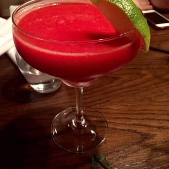 Photo Of Solo Kitchen + Bar   Belfast, United Kingdom. Strawberry Daiquiri