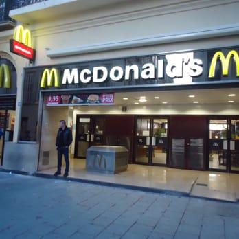 Fast Food M G L Marseille