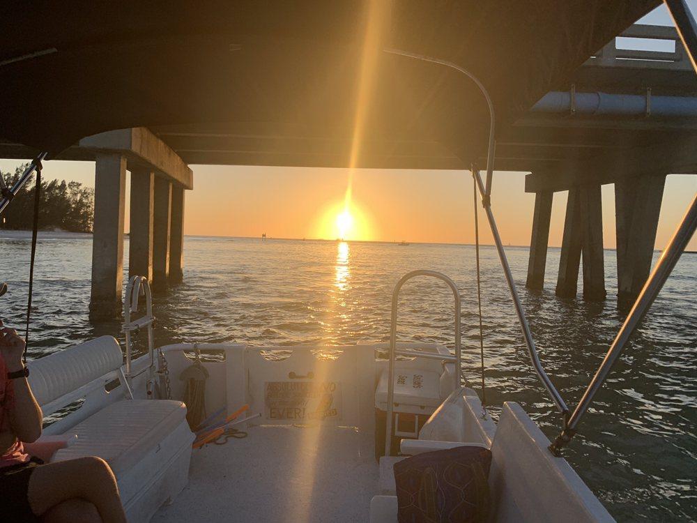 Capt Kathe's Boat Tours: 12306 46th Ave W, Cortez, FL