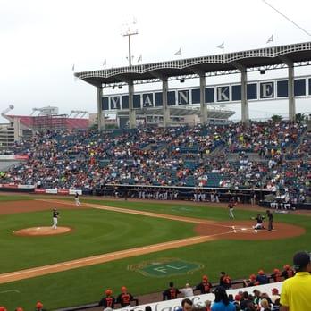 Photo Of George Steinbrenner Field Tampa Fl United States