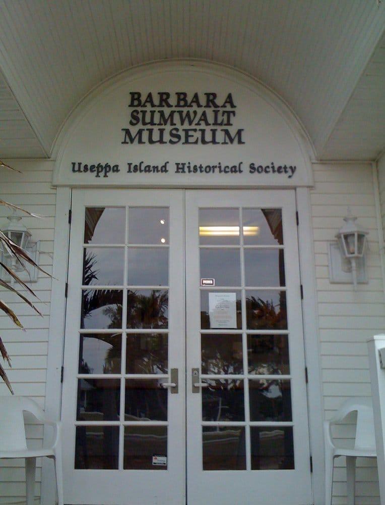 Useppa Museum: Bokeelia, FL