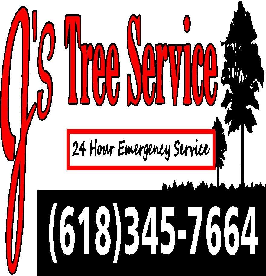 J's Tree Service: 1000 W Lincoln Ave, Caseyville, IL