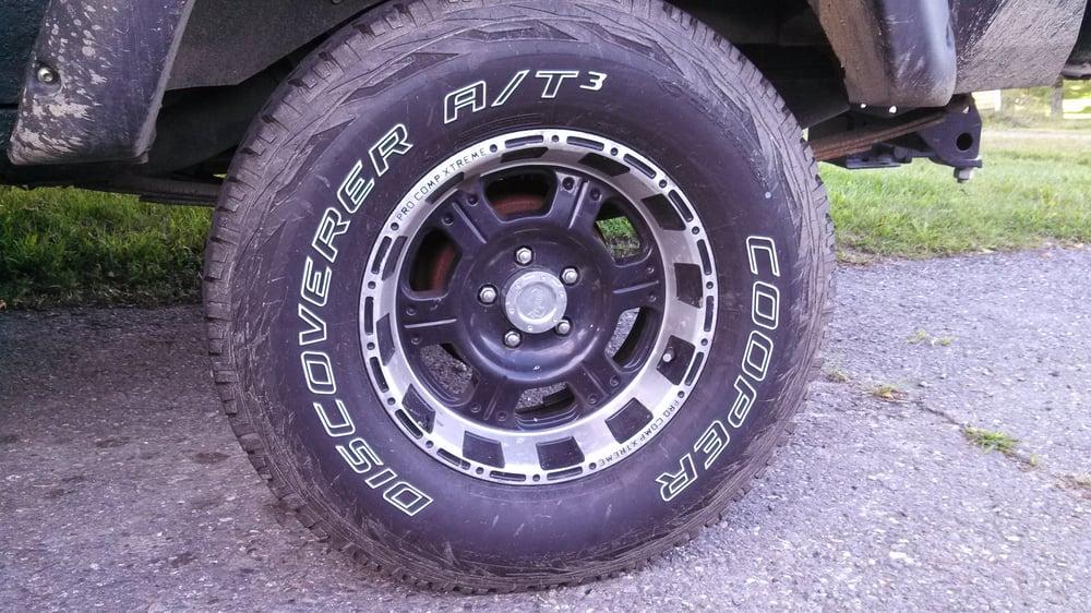 Cooper Tires Schweiz