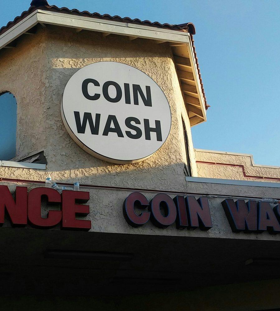 Azusa Coin Wash: 530 S Citrus Ave, Azusa, CA