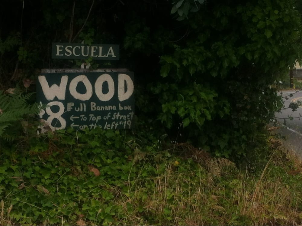 Firewood In Banana Boxes: 19 Escuela Rd, Watsonville, CA