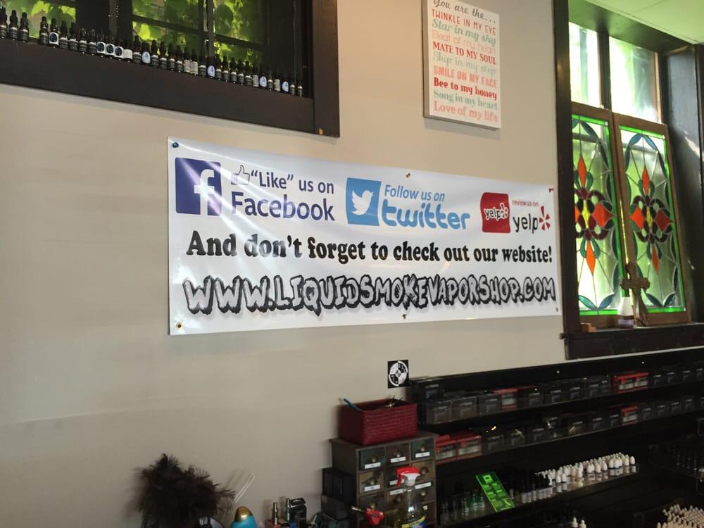 Liquid Smoke Village Vape Shoppe: 952 Main St, Antioch, IL