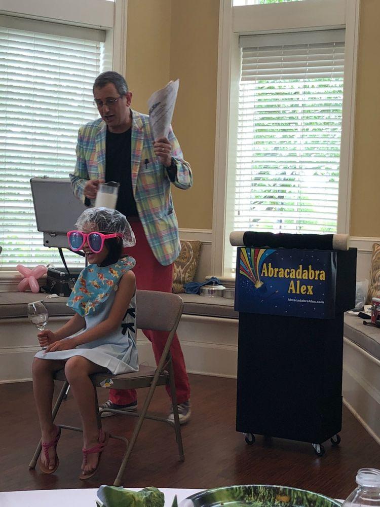 Abracadabra Alex Magic Shows for Children: Bethesda, MD