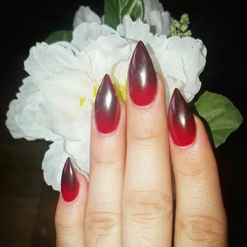 Photo Of Art Nails Santa Ana Ca United States Tammy Hooked Me