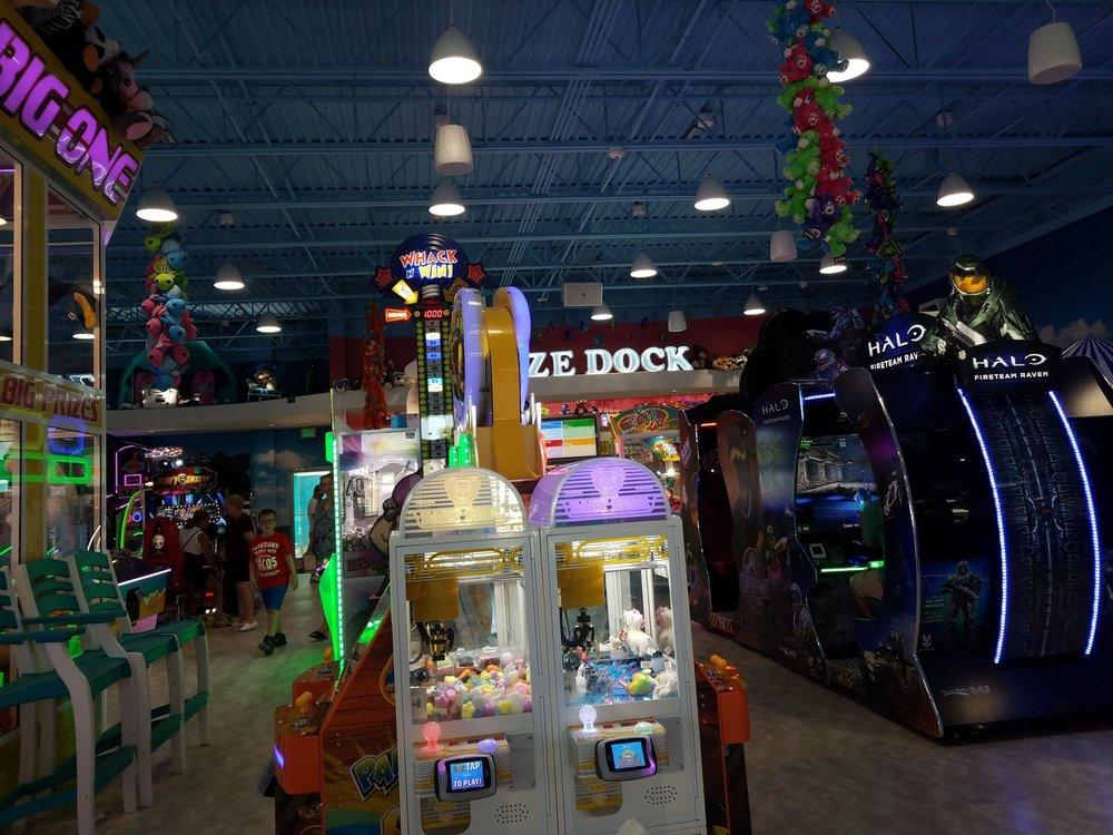 LuLus Beach Arcade: 4984 Hwy 17 S, North Myrtle Beach, SC