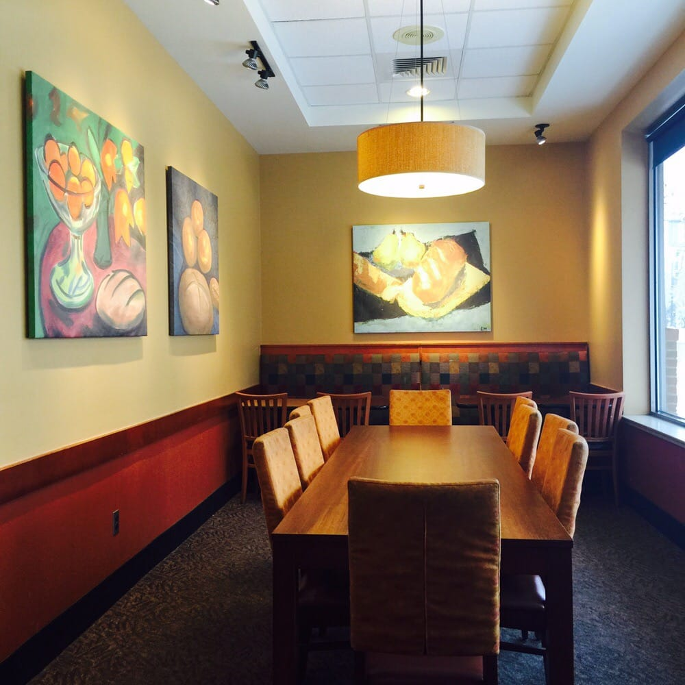 They have a great community room you can reserve for a meeting. Be ...