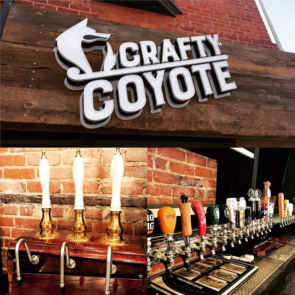 crafty coyote 33 photos 14 avis pubs 511 bloor street w toronto on canada num ro de. Black Bedroom Furniture Sets. Home Design Ideas