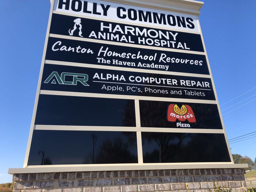 Alpha Computers