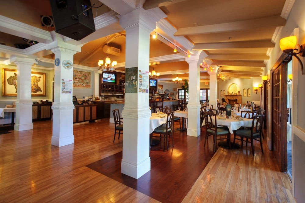 Bar lounge yelp for Arya global cuisine menu