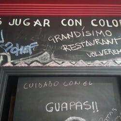 Restaurante La Pizarra Restaurants Avenida De Lusitania