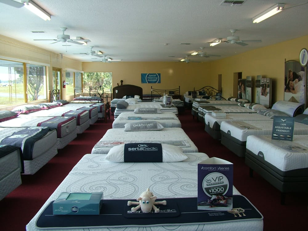Rich bedding madrasser 5775 s suncoast blvd homosassa for Suncoast furniture and mattress outlet