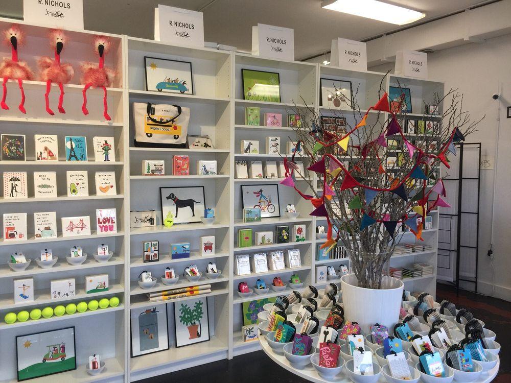 The R Nichols Shop