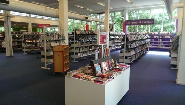 bibliotheek haarlem noord libraries planetenlaan 170 haarlem noord holland the. Black Bedroom Furniture Sets. Home Design Ideas