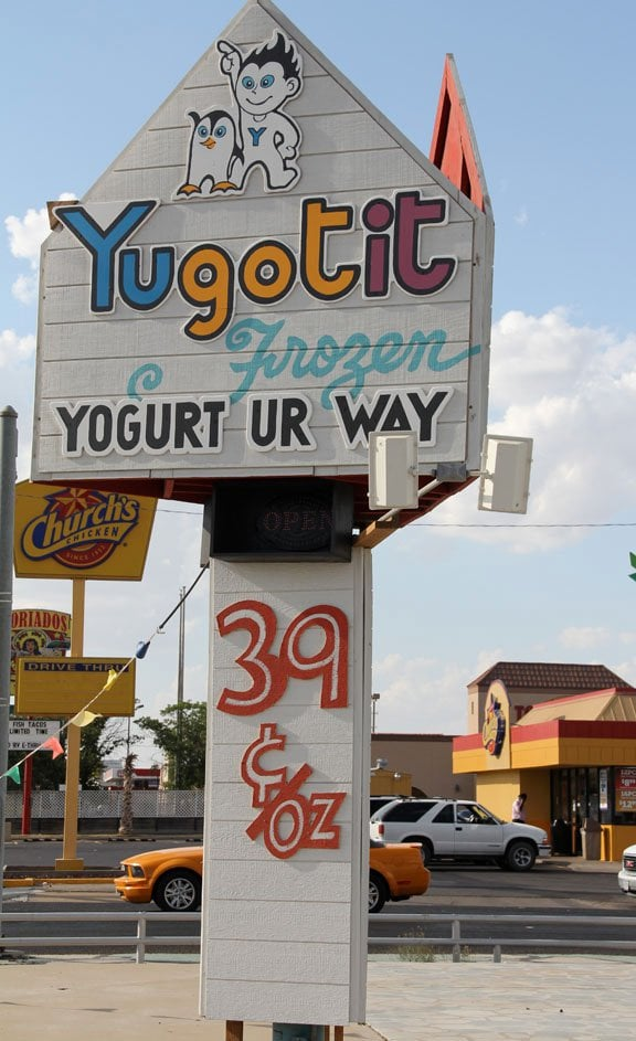 Yu Got It Frozen Yogurt Ice Cream Frozen Yogurt 3748 Andrews