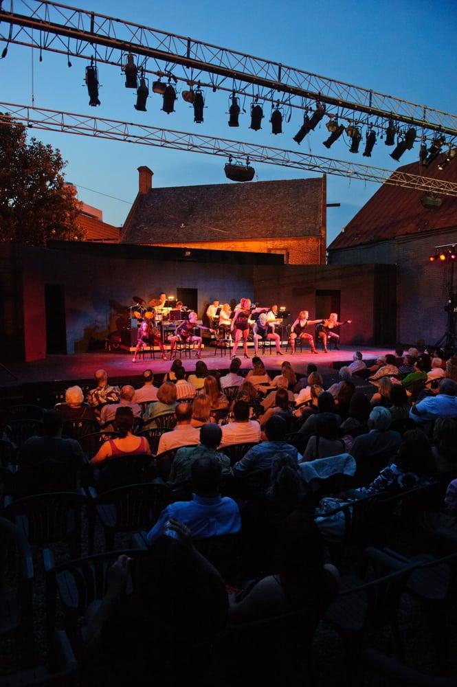 Annapolis Summer Garden Theatre 19 Photos Theatres 143 Compromise St Annapolis Md
