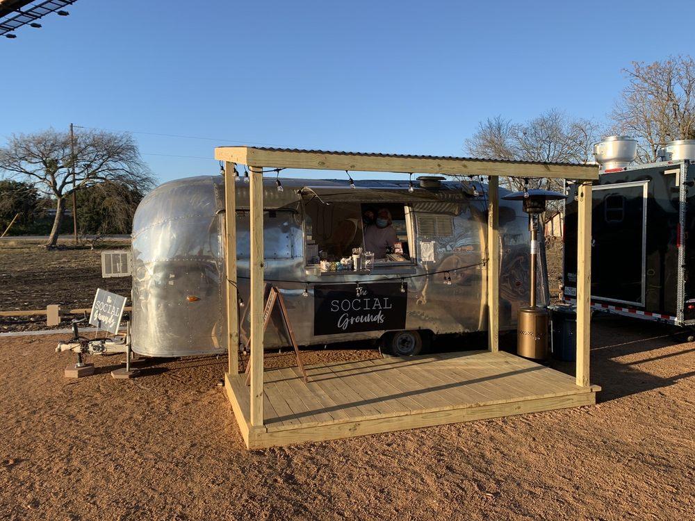 The Social Grounds: 110 W Avenue L, Jarrell, TX
