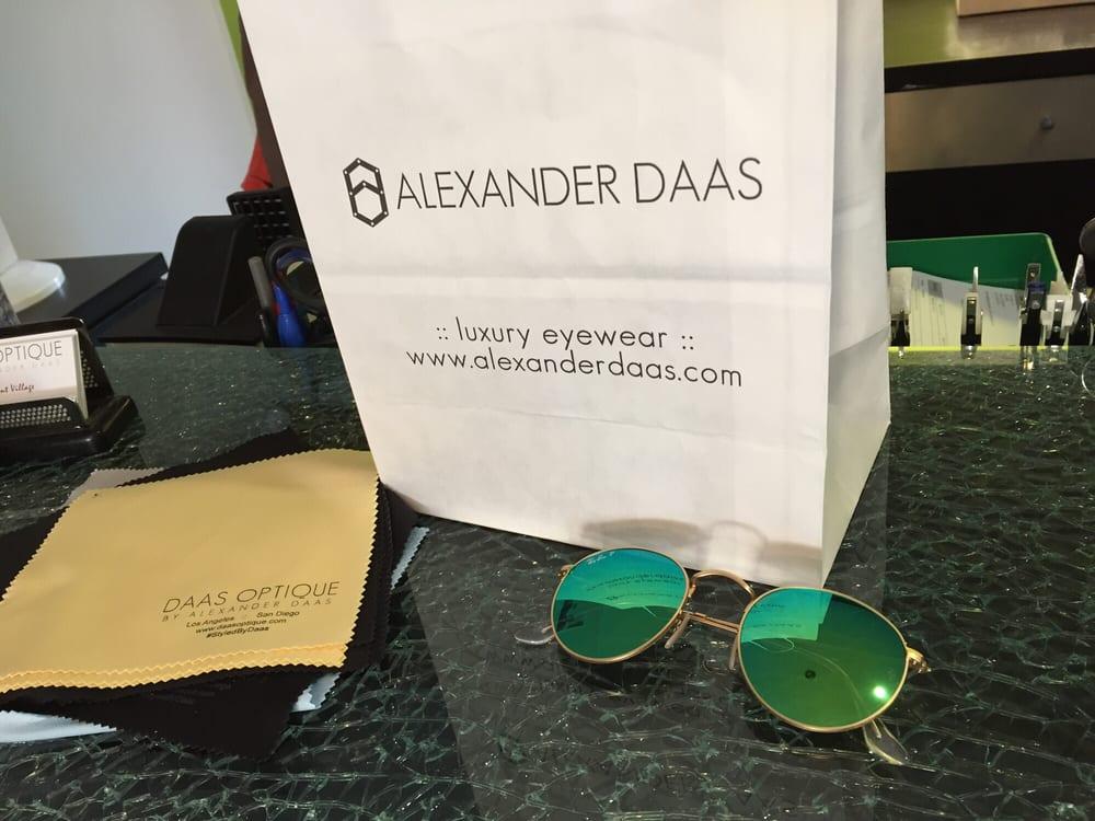 34fbb1aa62 Alexander Daas Eyewear Boutique - Los Angeles - 14 Photos   26 ...
