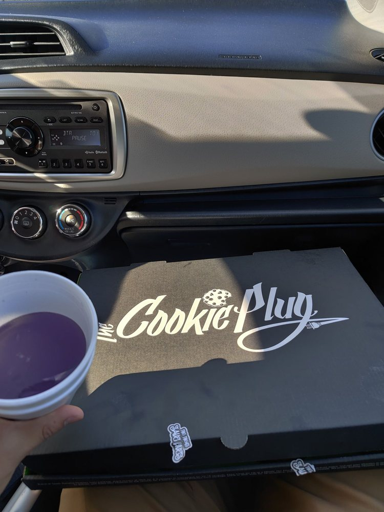 The Cookie Plug: 1491 E 6th St, Beaumont, CA