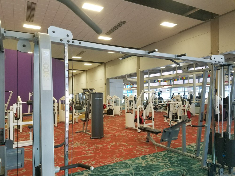 Wellmark YMCA - 10 Reviews - Gyms - 501 Grand Ave, Des Moines, IA - Phone Number - Yelp