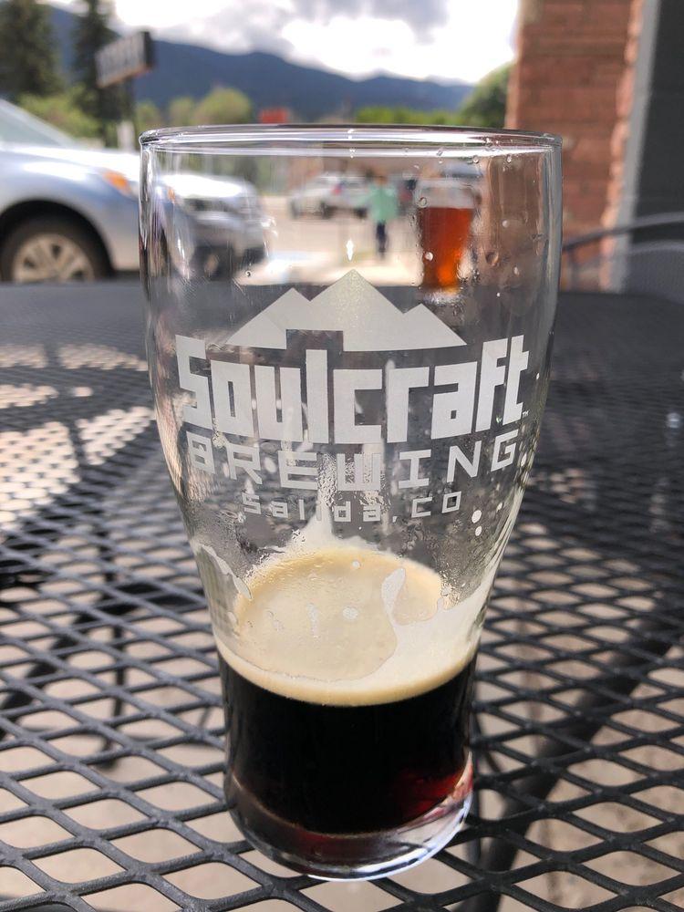 Soulcraft Brewing: 248 W Hwy 50, Salida, CO