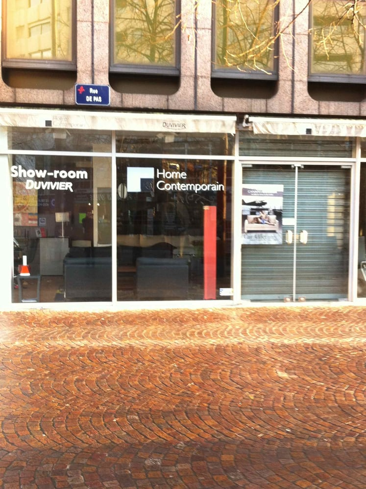 home contemporain magasin de meuble 18 rue de pas centre lille num ro de t l phone yelp. Black Bedroom Furniture Sets. Home Design Ideas