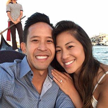 Photo Of Sunset Gondola Huntington Beach Ca United States She Said Yes