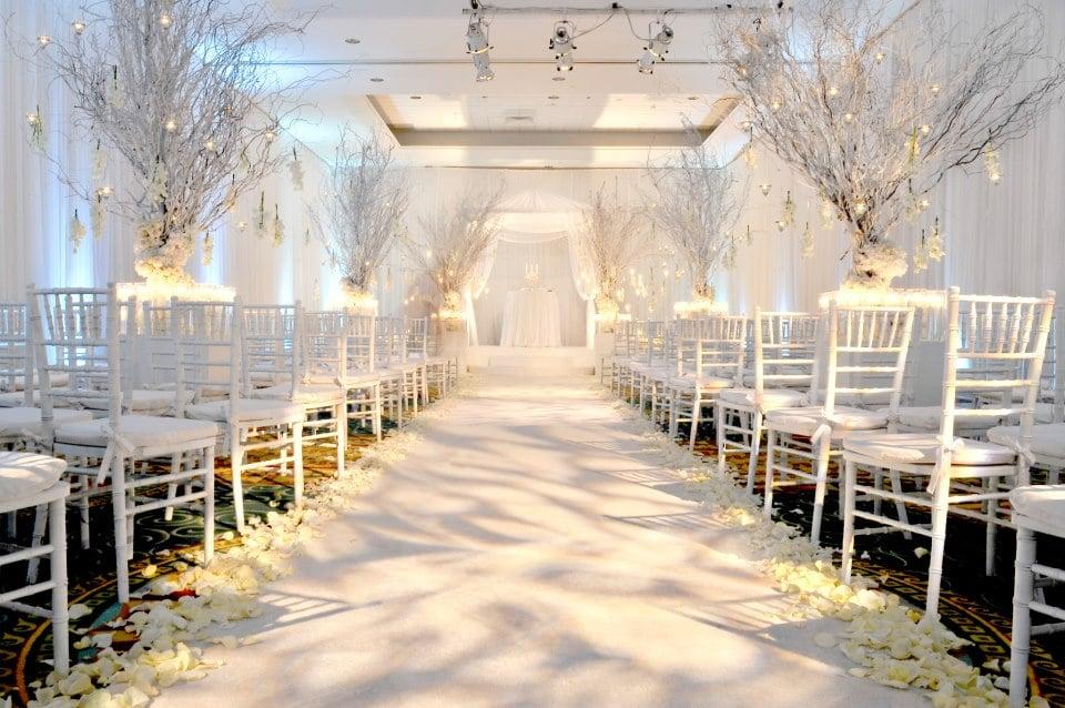 Recent Wedding Ceremony