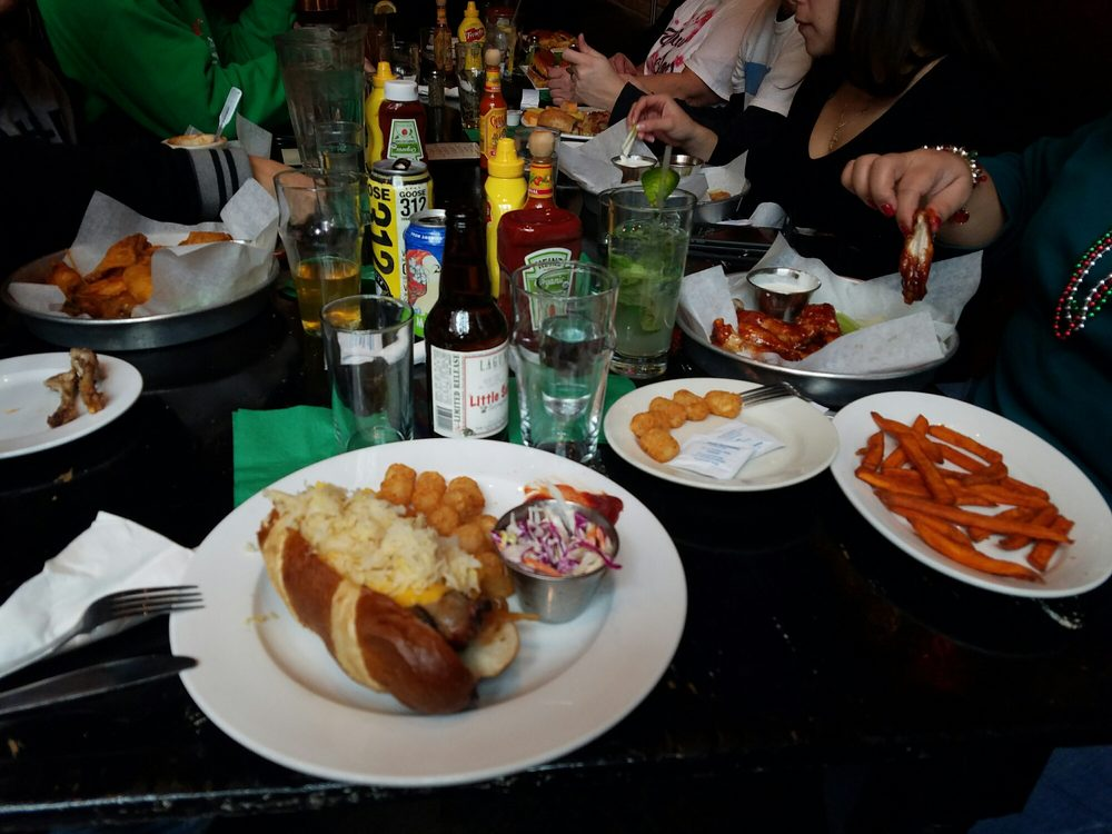 Logan Bar and Grill: 2230 N California Ave, Chicago, IL